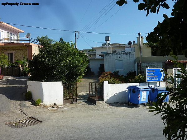Photo: HOUSE FOR SALE IN SOKARAS- CRETE
