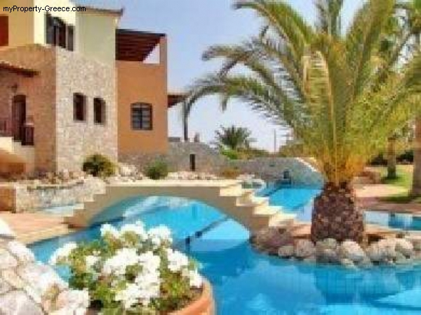 Photo: Villa with 29 bedrooms for sale in Platanias, Greece