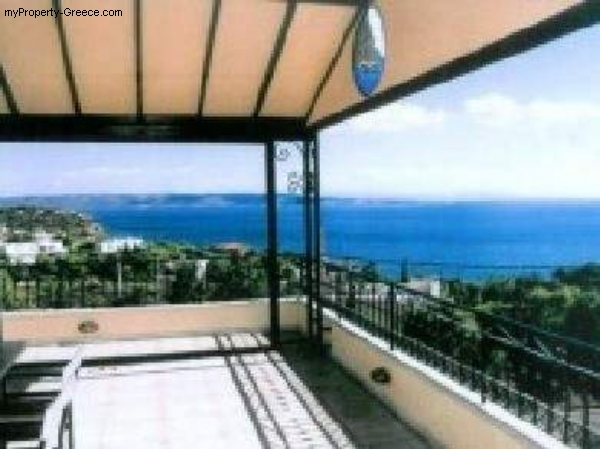Photo: Villa for sale in Souniou, Greece